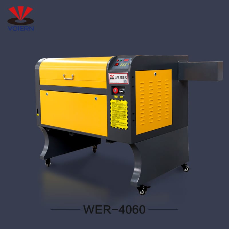 WER-6040(co2 laser engraving machine)
