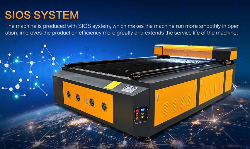acrylic laser cutting machine manufacturers