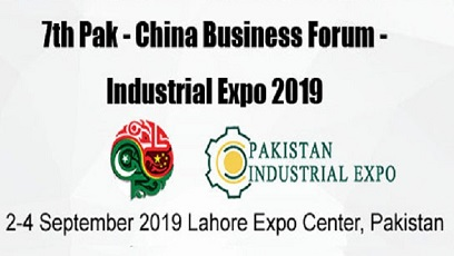7th Pak-China business forum industrial expo 2019